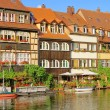 Bamberg Little Venice 08 — Stock Photo #10278281