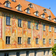 Stock Photo: Bamberg townhall detail 05