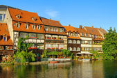 Bamberg Little Venice 05 — Stock Photo