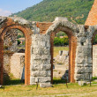 Gubbio amphitheatre 01 - Stock Photo