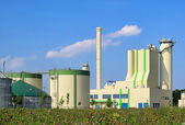 Biogas plant 77 — Stock Photo
