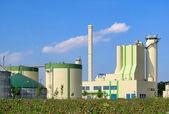 Biogas plant 77 — Stock Photo