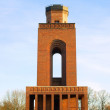 Stock Photo: Burg Bismarck tower 03