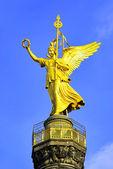 Berlin zafer anıtı 01 — Stok fotoğraf