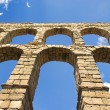 Royalty-Free Stock Photo: Segovia Aqueduct 09