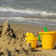 Beach toy 10 — Stock Photo #10344704