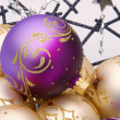 Royalty-Free Stock Photo: Christmas ball in bowl 05