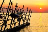 Savudrija sunset 02 — Stock Photo