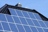 Solar plant 97 — Stock Photo