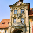 Bamberg townhall detail 03 — Stock Photo