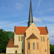Stock Photo: Doberlug abbey 01