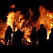 Walpurgis Night bonfire 55 — Stock Photo #10369804