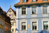 Bamberg town house 01 — Stock Photo
