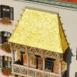 Innsbruck Golden Roof 04 — Stock Photo