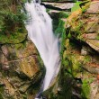 Stock Photo: Waterfall Kochel 01