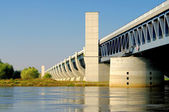 Magdeburg Water Bridge 07 — Stock Photo