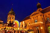 Magdeburg christmas market 07 — Stock Photo