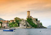 Malcesine 01 — Stock Photo