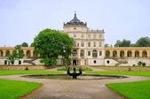 Ploskovice palace 01 — Stock Photo