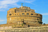 Rome Castel Sant Angelo 02 — Stock Photo