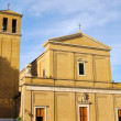 Rome church Santa Maria delle Grazie 01 — Stock Photo