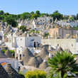 Trulli 25 - Stock Photo
