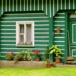 Half-timbered house 03 — Stock Photo #10489330