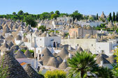 Trulli 25 — Stock Photo