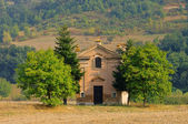 Umbria chapel 01 — Stock Photo