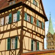 Stock Photo: Bamberg half-timber house 02
