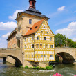 Stock Photo: Bamberg townhall 02