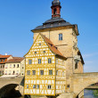 Stock Photo: Bamberg townhall 06