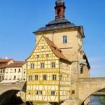 Ayuntamiento de Bamberg 06 — Foto de Stock
