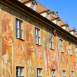 Stock Photo: Bamberg townhall detail 06