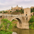 Toledo Puente de San Martin 01 — Stock Photo