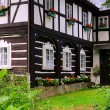 Stock Photo: Half-timbered house 04