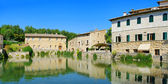 Bagno Vignoni 05 — Stock Photo