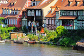Bamberg Little Venice 06 — Stock Photo