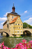 Bamberg townhall 02 — Stock Photo