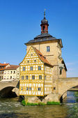 Bamberg townhall 06 — Stock Photo