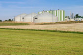 Biogas plant 81 — Stock Photo
