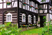 Half-timbered house 04 — Stock Photo