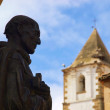 Caceres Statue 01 - Stock Photo
