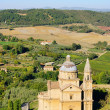 Montepulciano church 04 — Stock Photo