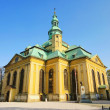 Jelenia Gora church 05 — Stock Photo #10594959