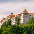 Karlovy Vary Hotel Imperial 01 — Stock Photo #10594998