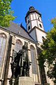 Leipzig St. Thomas Church 02 — Stock Photo