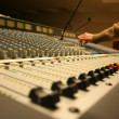 Studio mixer — Stock Photo #10024408