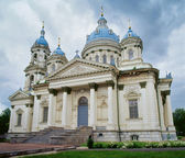 Holy Trinity Cathedral in Sumy, Ukraine — Stock Photo