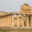Ancient Greek Temple of Athene - Foto Stock